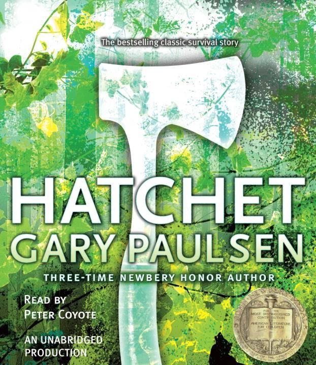 [CD] Hatchet By Paulsen, Gary/ Coyote, Peter (NRT)