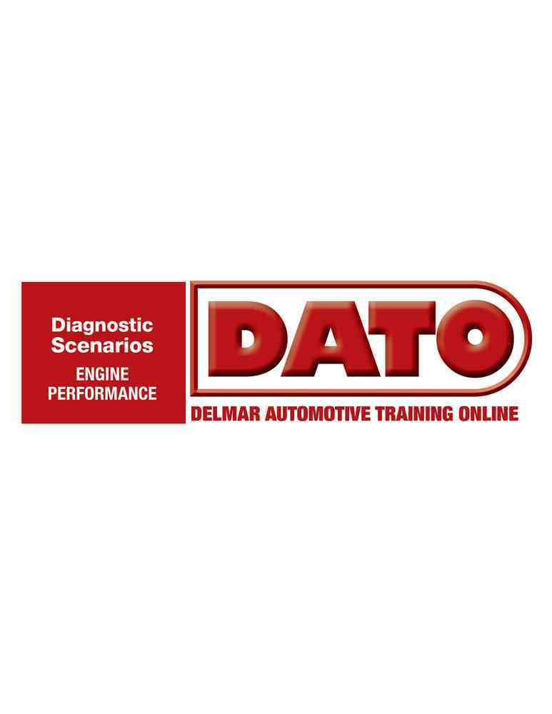 Dato: Diagnostic Scenarios By Delmar Cengage Learning (COR)